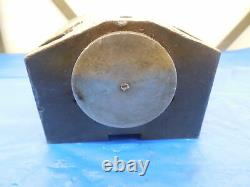 1 1/2 ID BORING BAR BOLT ON TOOL BLOCK HOLDER ABOUT 67 X 70 mm BOLT HOLE PATTERN