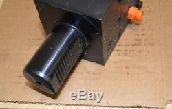 1.5 Double Boring Bar Holder, Global CNC 91.4040SP