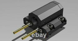 1 Inch Lathe Boring Bar Tool Holder for HAAS ST10/SL10 Bolt On Tooling Block
