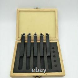 19PCS Boring Bar Turning Tool Holder Aluminum Alloy Portable Lathe Machine Blade