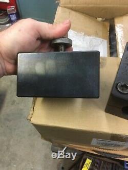 2 ALORIS CA Quick Change Tool Post Boring Bar Holders 1-1/4 1-1/2 CA-104I CA-41D