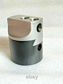 2 Boring Head 50 mm with Shank R8 Set Bar Milling Lathe Boring Bar Holder