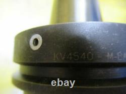 2 KENNAMETAL KV4540 Round BORING BAR Tool Holders 40mm Hitachi Seiki CNC Lathe