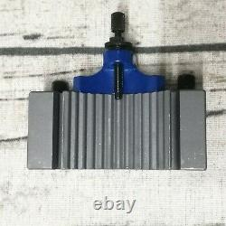 2 PCS AH2090 Boring Bar Holder for A1 or A Multifix 40 position Tool Post