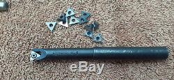24 lathe boring bars and tool holder