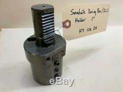 #30 VDI tool holder SANDVIK drill boring bar holders LOT 1 1-3/4 1-5/8