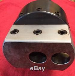 4 Criterion DBL-204 1 Boring Bar Head withCollis 67981 CAT40 Holder