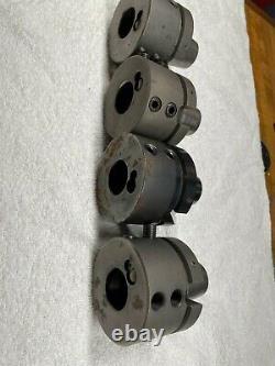 4 KENNAMETAL KV-40 1-1/4 Round BORING BAR Tool Holder, Hitachi Seiki CNC Lathe