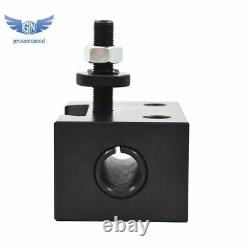 4Pcs CXA #4 250-304 Heavy Duty Quick Change Tool Post Boring Bar Holder 13-18
