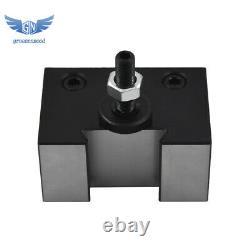 5Pcs BXA #4 250-204 Quick Change 250-204 10-15 Heavy Duty Boring Bar Holder