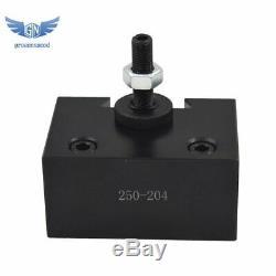5Pcs BXA #4 Quick Change 10-15 Heavy Duty Boring Bar Holder 250-204 NEW