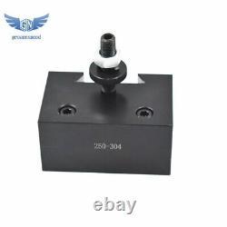 5Pcs CXA #4 250-304 Heavy Duty Quick Change Tool Post Boring Bar Holder 13-18