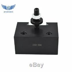 5Pcs Heavy Duty CXA #4 QUICK CHANGE BORING BAR TOOL POST Holder 250-304