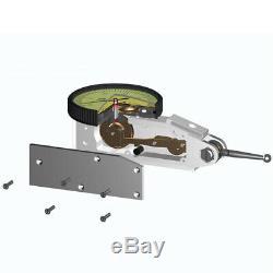 6pcs Lathe Set Boring Bar Turning Tool Holder Kit+Indicator Dial Gauge