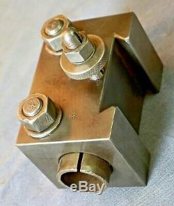 ALORIS CA-41 Quick-Change 1-1/2 Boring Bar Lathe Tool Holder