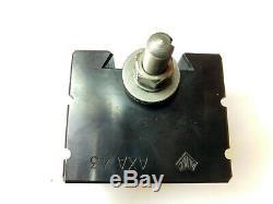Aloris AXA-43 3/4 AND 1 Combination Boring Bar Holder