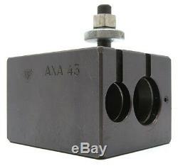 Aloris Axa-43 3/4 And 1 Boring Bar Combo Holder New Items, Old Stock
