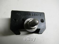 Aloris BXA-104I Indexable Boring Bar Holder
