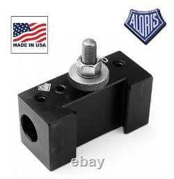 Aloris BXA-141 Quick Change Heavy Duty Boring Bar Holder 1 1/4 ID