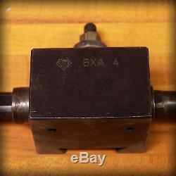 Aloris BXA 4 Quick Change Lathe Tool Holder With 12 Boring Bar