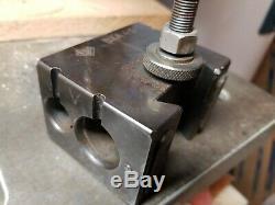 Aloris BXA 43 Quick Change Boring Bar Tool Holder, hols 1 and 3/4 separately