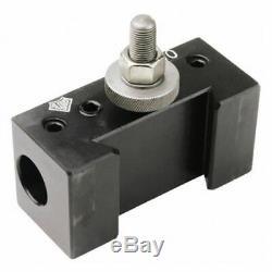 Aloris Bxa #104 Boring Bar Holder 1 Diameter Set Screw Clamp Design USA