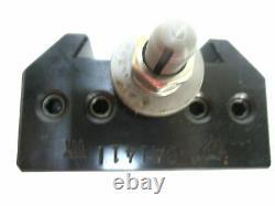 Aloris (CA-141) 14-20 Lathe Swing 2-3/4 OAH Boring Bar Tool Post Holder