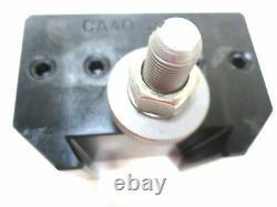 Aloris (CA-4Q-2000) 2 Indexable Boring Bar Holder