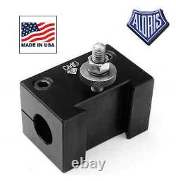 Aloris CXA-41D Quick Change Boring Bar Holder 1 1/4 ID