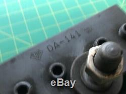 Aloris DA-141 Quick Change Heavy Duty Boring Bar Holder 2 ID