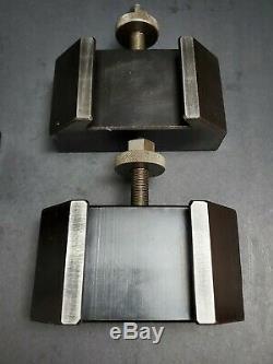 Aloris DA 2 Boring Bar Holder & 1¼ Quick Change Tool Machinist Dorian Quadra