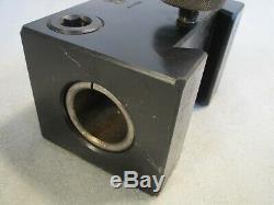 Aloris Drop-on Tool Block Boring Bar Holder DA41 with 1-1/2 Sleeve