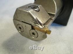 Aloris Drop-on Tool Block Boring Bar Holder DA41 with 1-1/2 Sleeve & Tool