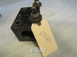 Aloris Drop-on Tool Block DA-41 DA41 2 Boring Bar Holder