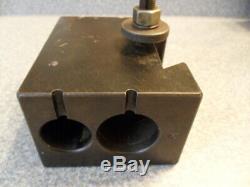 Aloris Dual Boring Bar Holder CXA 43