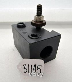 Aloris Heavy Duty Boring Bar Holder CA-4 (Inv. 31145)