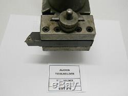 Aloris Type Model Cxa Tool Post & Cxa-1 Tool Holder & Boring Bar- Lot # 6