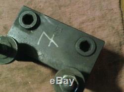 Aloris USA Da-4 Quick Change Lathe 1 1/2 Boring Bar Tool Holder