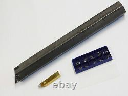 Ammco 5843 Boring Bar, 9872 Bit Holder, 6914 Negative Rake Bits for Brake Lathe