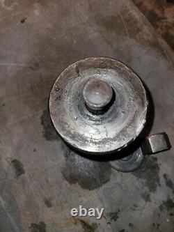 Armstrong Bros Tool Co. No. 1-B Lathe Boring Bar Holder 1/2'' 1 1/8'