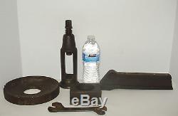 Armstrong Lathe X-LARGE #26 Boring Bar Tool Holder Lantern Post