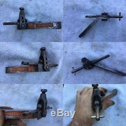 Atlas Craftsman Logan South Bend Tool Holder Set + Lantern Boring Bar L R