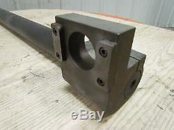 Boring Bar 2.64x39 For 3/8 Lathe Tool Bits withHolder Large 67 LBS