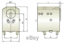 Boring Bar Tool Holder T1 BMT65 Static Doosan THL-DPM-T1-6550.8100-I