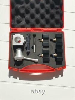 Boring Bar Turning Holder Wrench Tool Aluminum Alloy Lathe Machine Screw Kit Set
