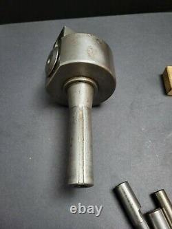 Bridgeport No 2 Boring Head R8 Criterion Boring Bar Machinist Tool Holder Mill