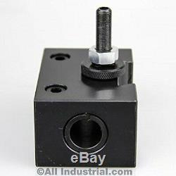 Bxa #4 Quick Change Heavy Duty Boring Bar Tool Post Holder 250-204