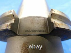 CAT50 PARLEC 1 I. D. SHRINK FIT TOOL HOLDER 1.0 With DOUBLE INSERT BORING BAR