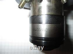 CNC Boring Bar Lathe Tool Holder 52.3025 1 PJ. With 32400 / INC1 Collet Chuck