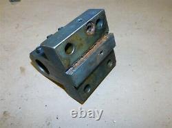 CNC Turret Lathe Tool Holder Block Nakamura Tome W1427 1 Boring Bar Holder